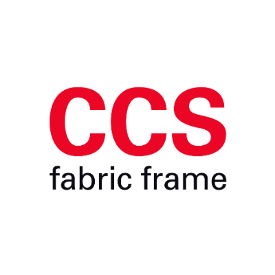CSS fabric frame