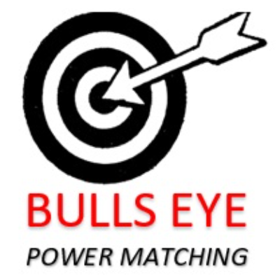 Bulls Eye Power Matching